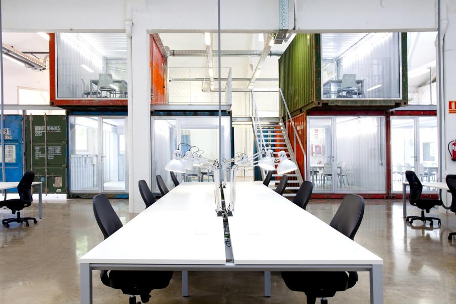 Foto oficinas container de roa arquitectura 996491 for Arquitectura de oficinas