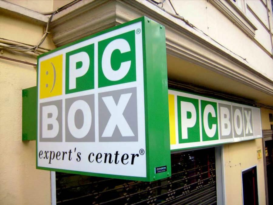 ROTULO PC BOX