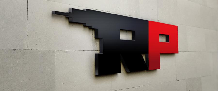 Logotipo RP Reformas