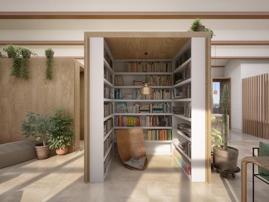 Librería Multiusos