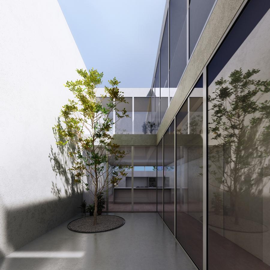 Patio Interior