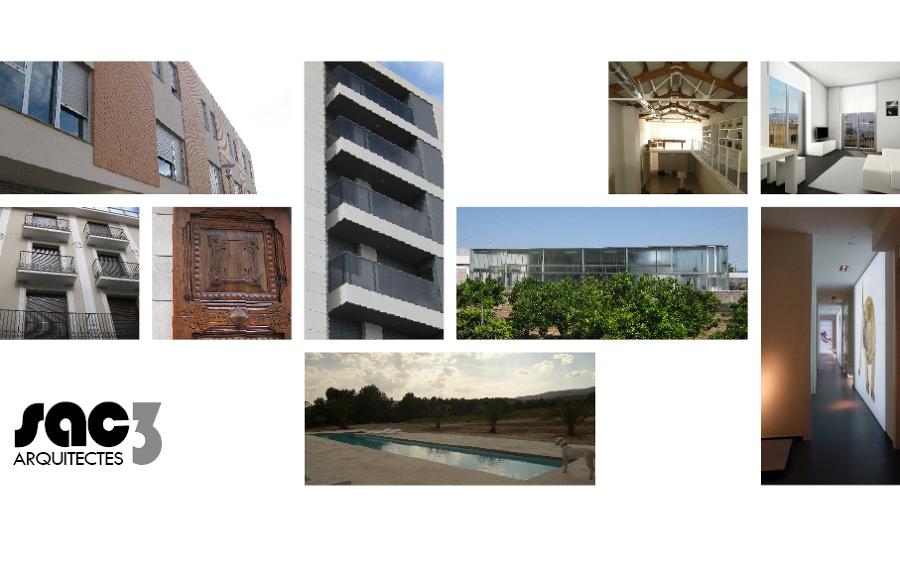 SAC3 ARQUITECTES arquitectos architects