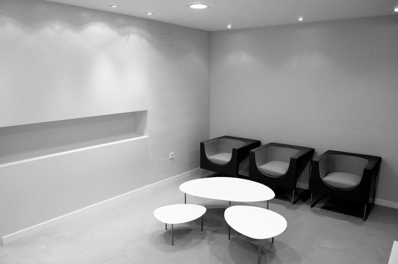 Sala espera del csi-f Huelva