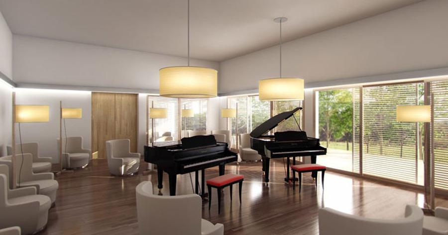 Foto sala piano de fem arquitectura 678761 habitissimo - Fem arquitectura ...