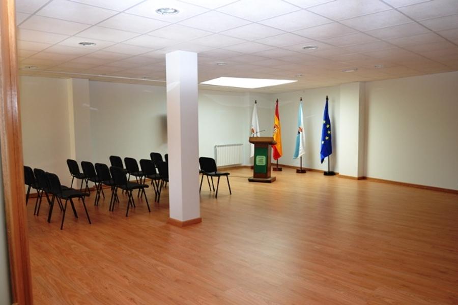 Centro Cultural Vista Alegre. Salón actividades varias