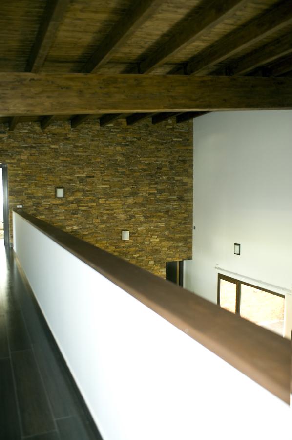 Foto salon doble altura de z r construcciones 247551 - Salon doble altura ...