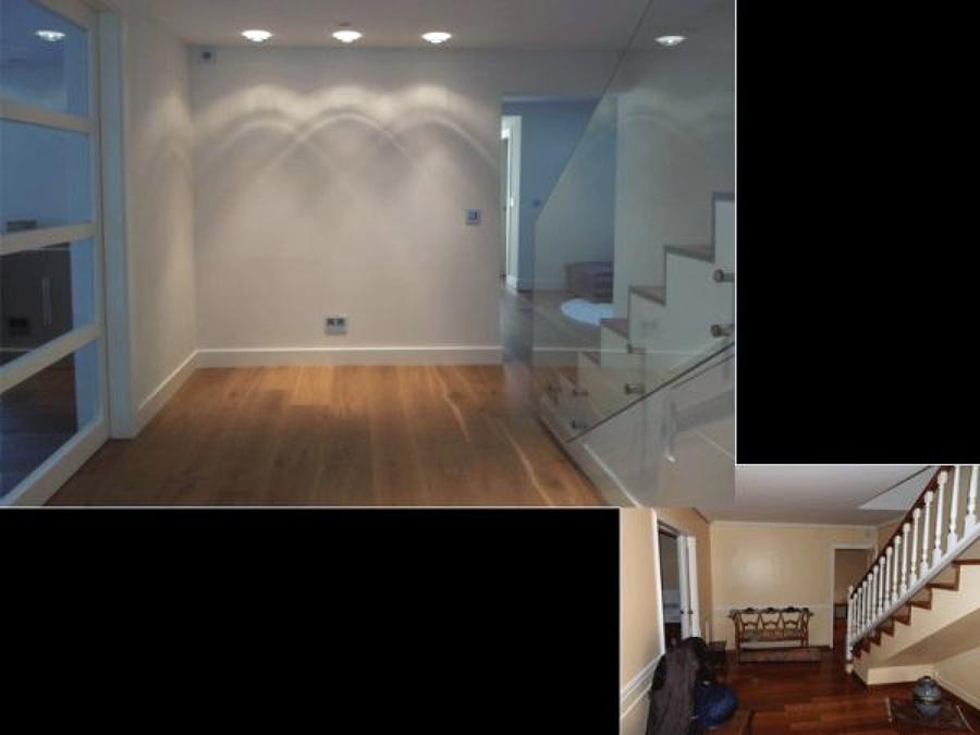 Salón dos niveles