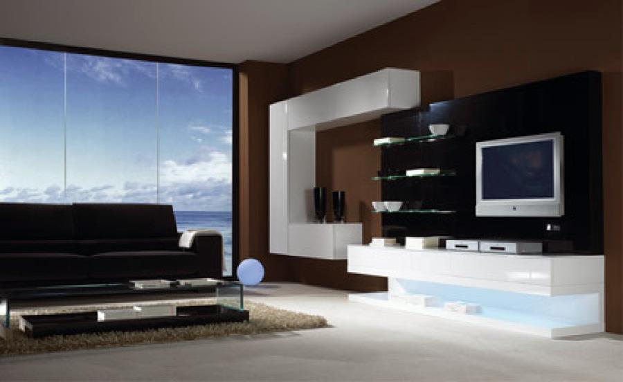 Salón modular Cualquier color de laca, gran variedad de bellas