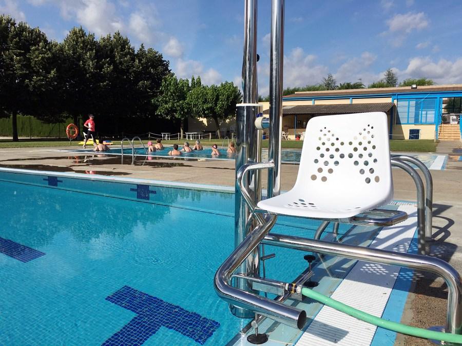 Elevador para piscinas AQUA