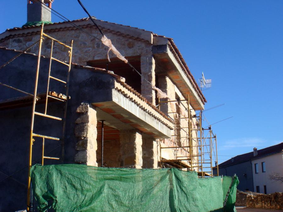 Santiago Cristobal Construccion de vivienda 2008