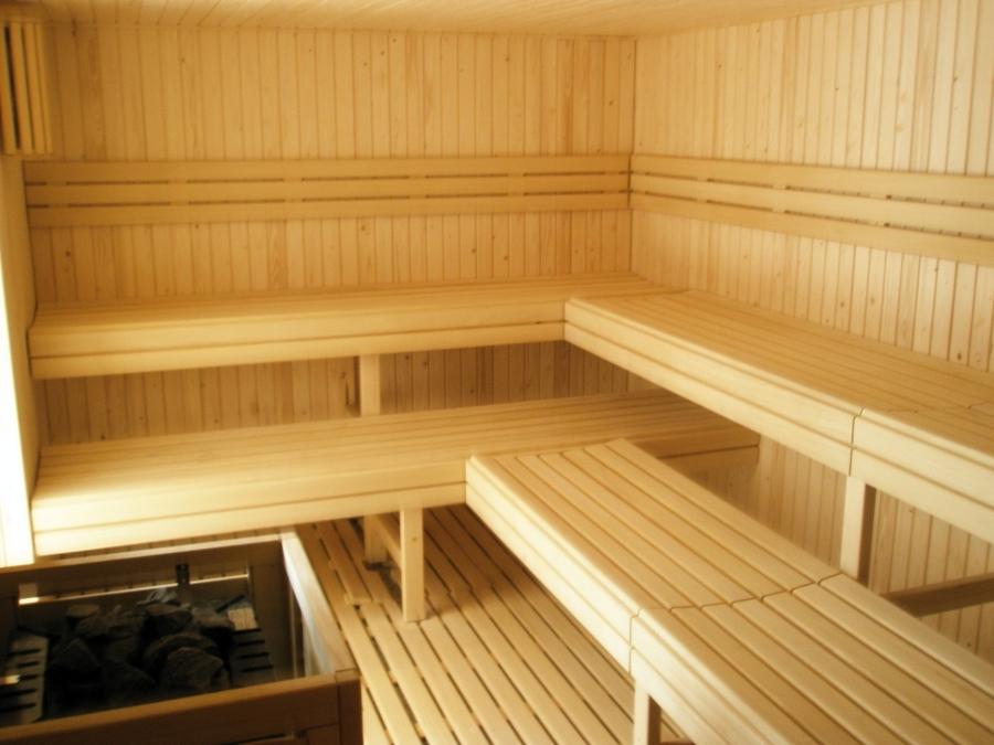 Foto sauna privada en alicante de sol y agua 2m 173505 - Construir una sauna ...