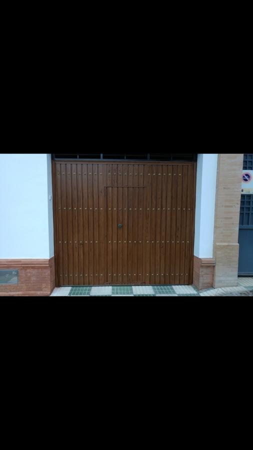 Puerta de vivienda