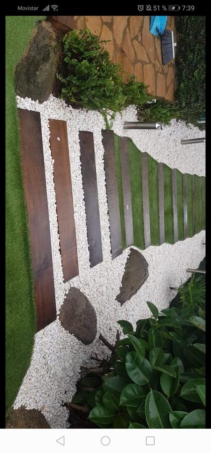 Jardín obra Nueva Barcelona 2