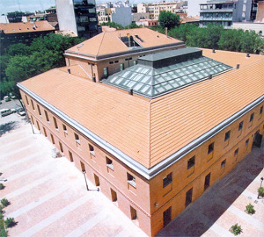Foto sede aguirre newman general lacy de cubiertas y - Aguirre newman arquitectura ...