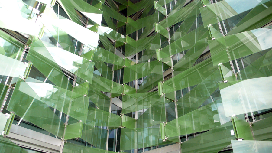 Foto sede de coca cola en madrid de gs arquitectos - Trabajo para arquitectos en espana ...