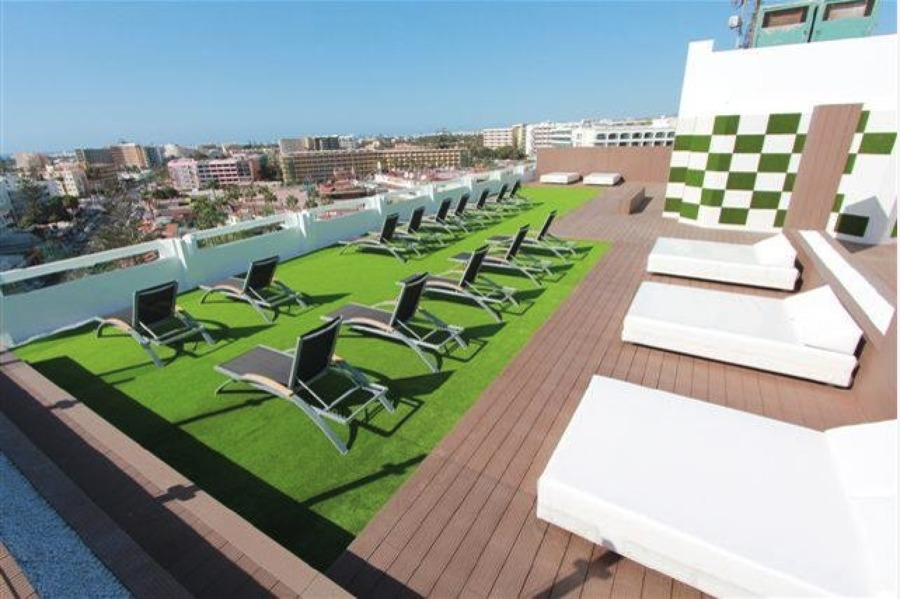 Diseño Terraza Chill out