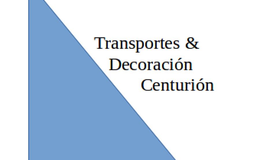 Transportes& decoración
