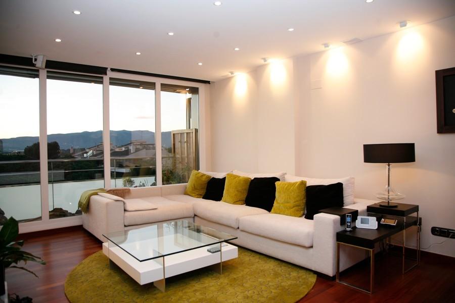 Render de una piso que hemos reformado en Barcelona