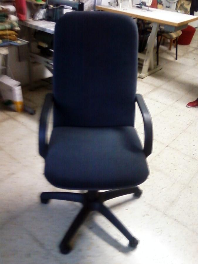 Foto silla de oficina de tapizados tigot 379493 for Sillas oficina zaragoza