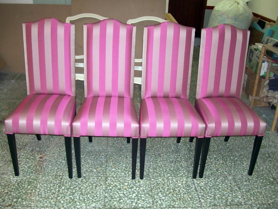 Foto sillas de tapicerias jav 359775 habitissimo - Tapiceros tarragona ...