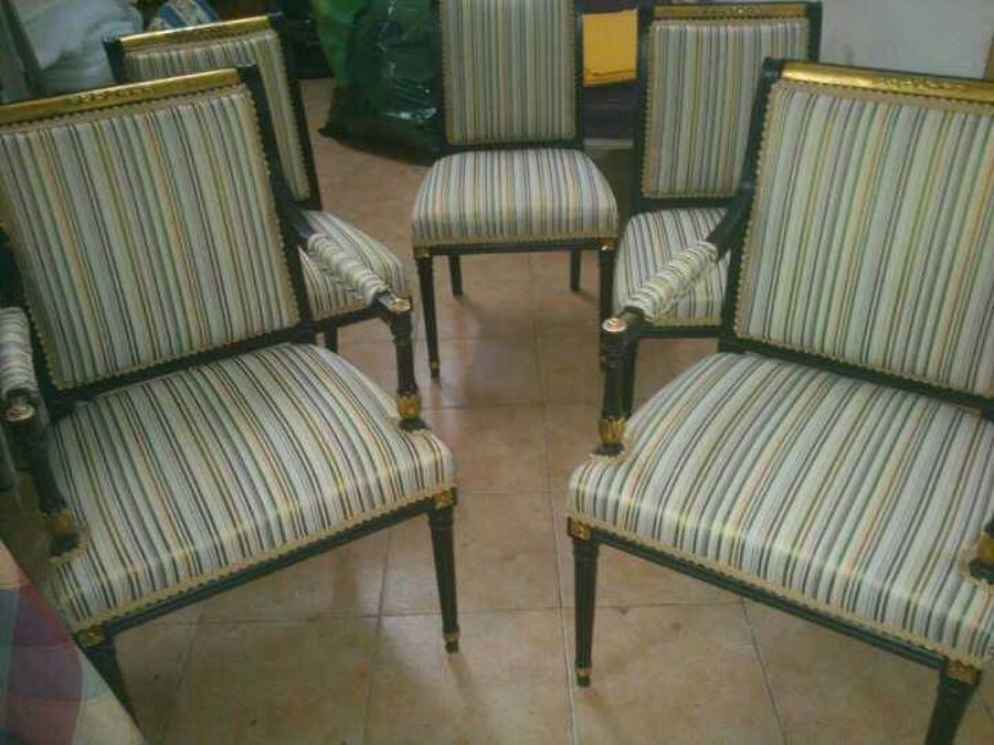 Foto sillas de la tapicer a 619064 habitissimo - Tapiceria de sillas ...