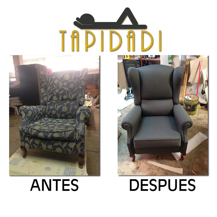 Foto Sillon Relax De Tapidadi 938521 Habitissimo