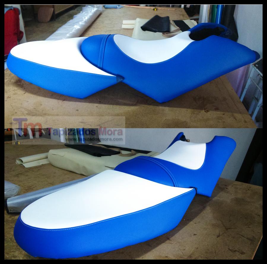Foto tapizado asiento moto de agua en t cnico marino de - Tapiceros en huelva ...