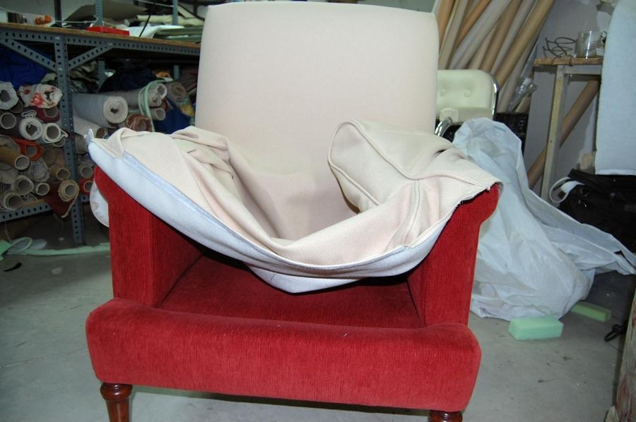 Foto sillon de tapizados nova 314207 habitissimo - Tapiceros valladolid ...