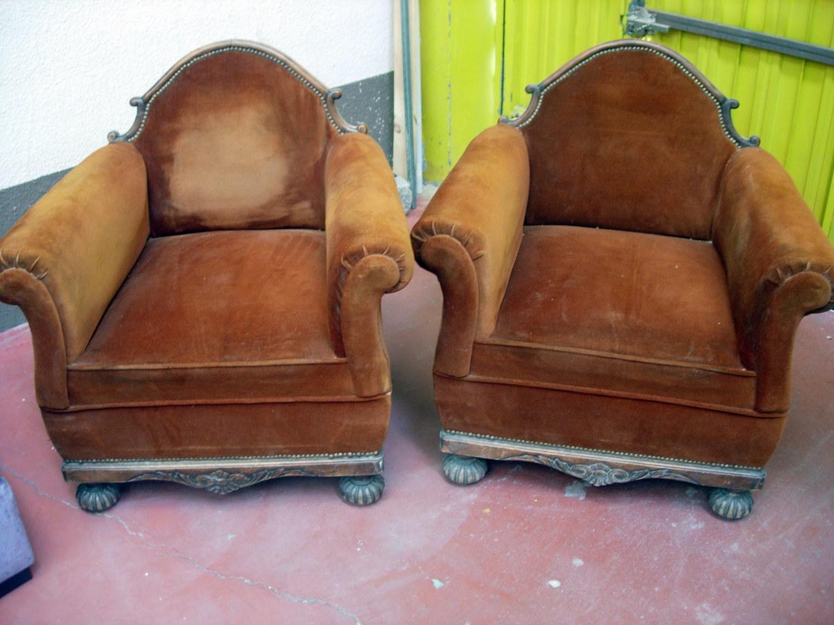 Foto sillones para restaurar de tapizados sofanin 326590 - Sillones para restaurar ...