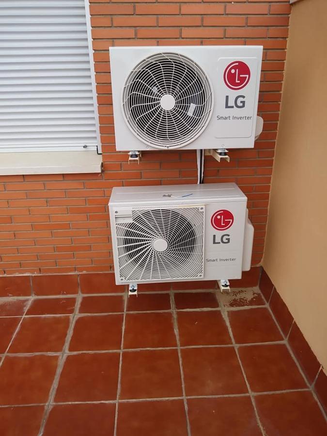 Sistema de aire acondicionado.