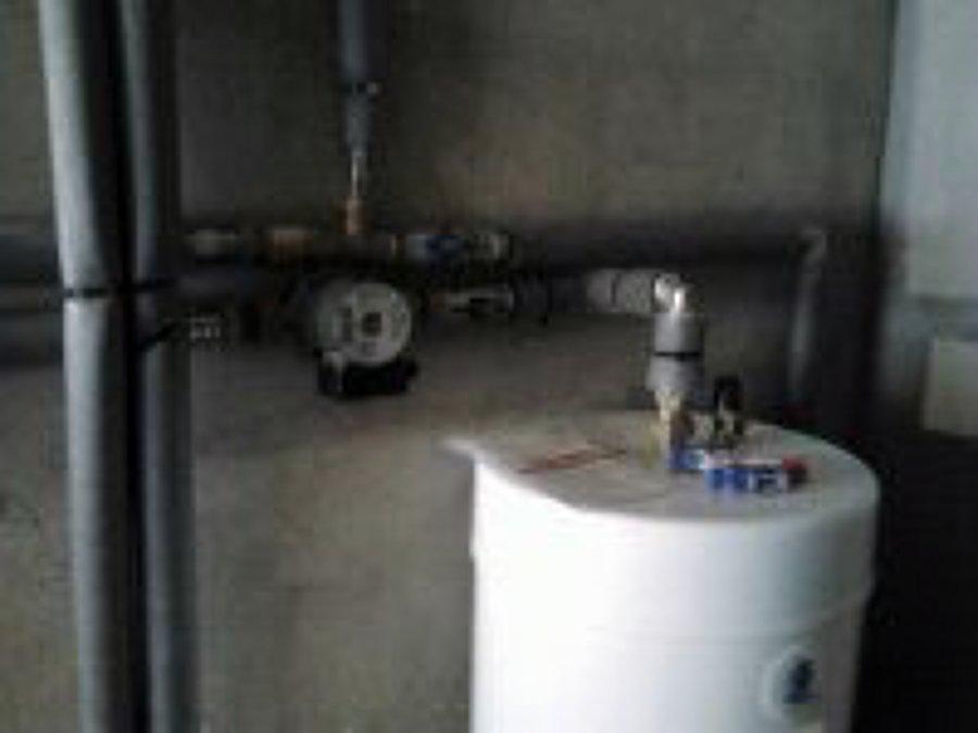 sistemas de agua caliente