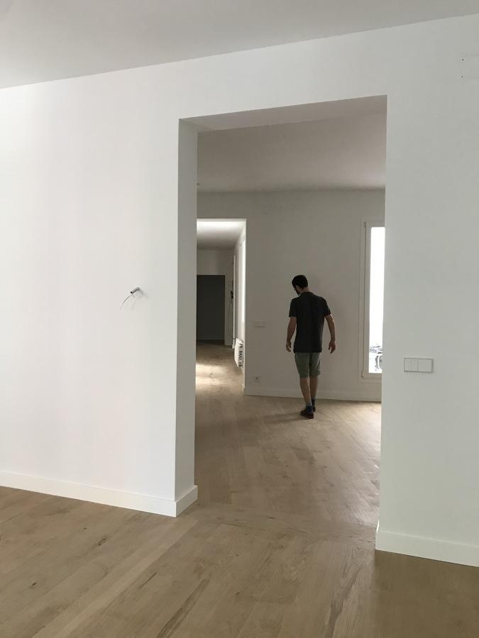 Reforma integral de una vivienda en Malasaña
