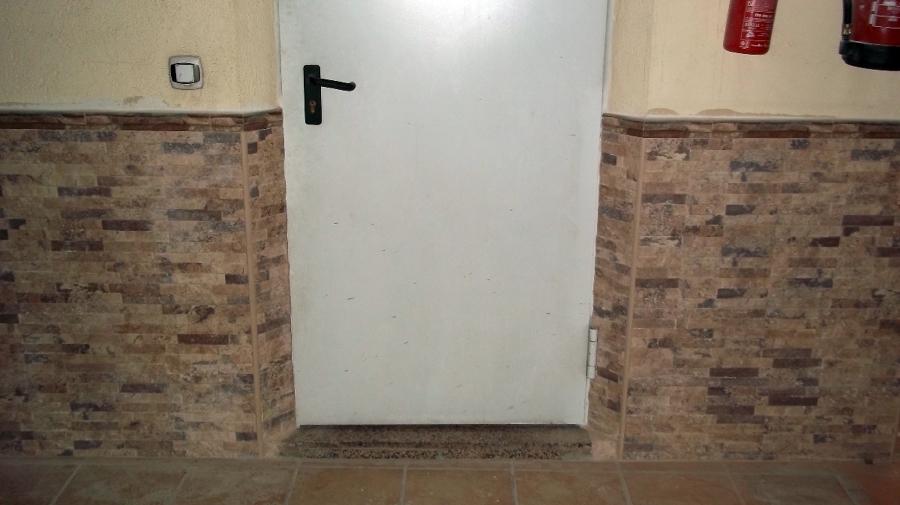 Foto socalo imitacion piedra de reformas mariano 194816 - Paneles imitacion piedra para interiores ...