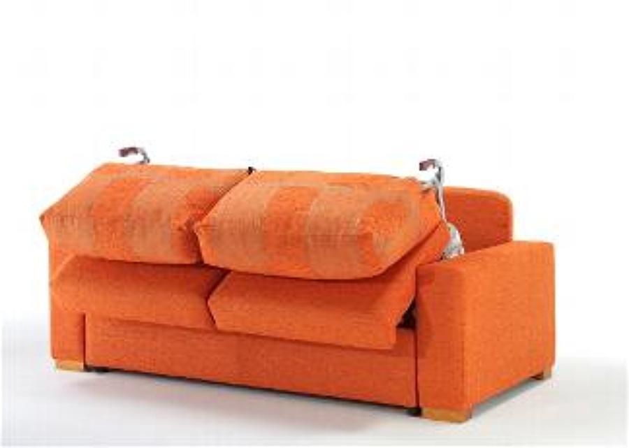 Foto sofa cama semi abierto de tapizados d az 1024598 for Sofa cama zaragoza