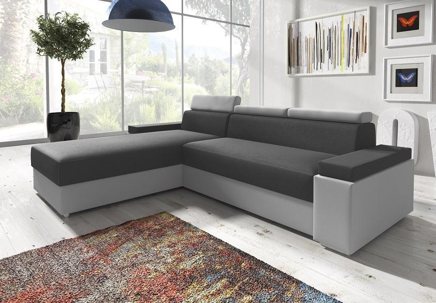 Sofá chaise longue con cama – Venice. Esquina izquierda