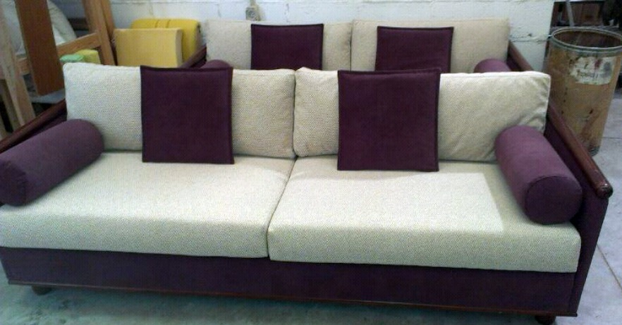 Foto sof clasico de tapizados ordo ez 366034 habitissimo - Tapizar sofa barcelona ...