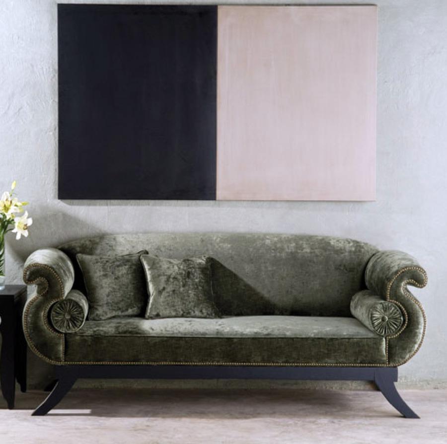 Zen Decoracion Fuenlabrada ~ Elegante y glamouroso sof? de ?poca, de exquisito dise?o, acabados