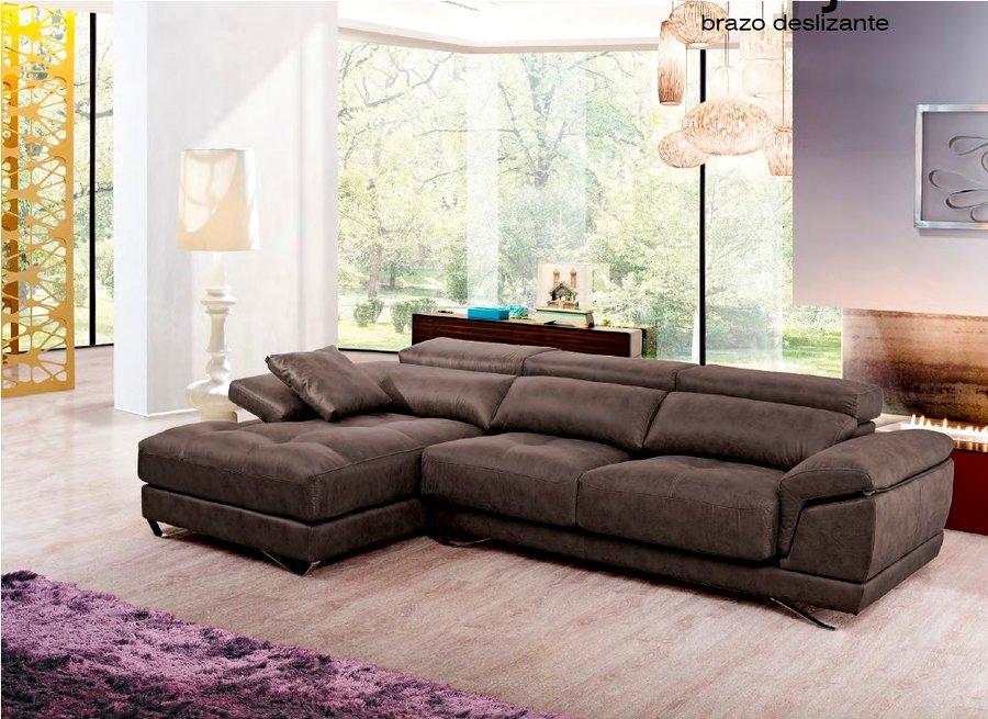 Foto sof de viscoel stica modelo borja de muebles - Sofas en pilas sevilla ...