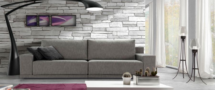 Foto sofa minimalista de zen dec 431296 habitissimo for Sofa minimalista