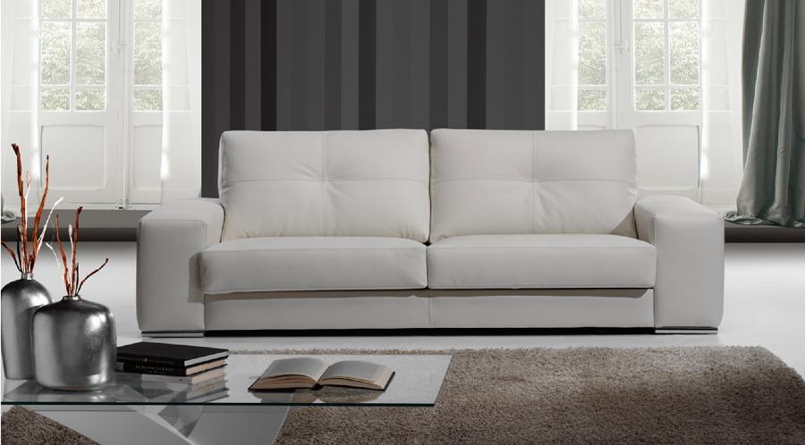 Foto sofa moderno de zen dec 431298 habitissimo for Sofas modernos sevilla