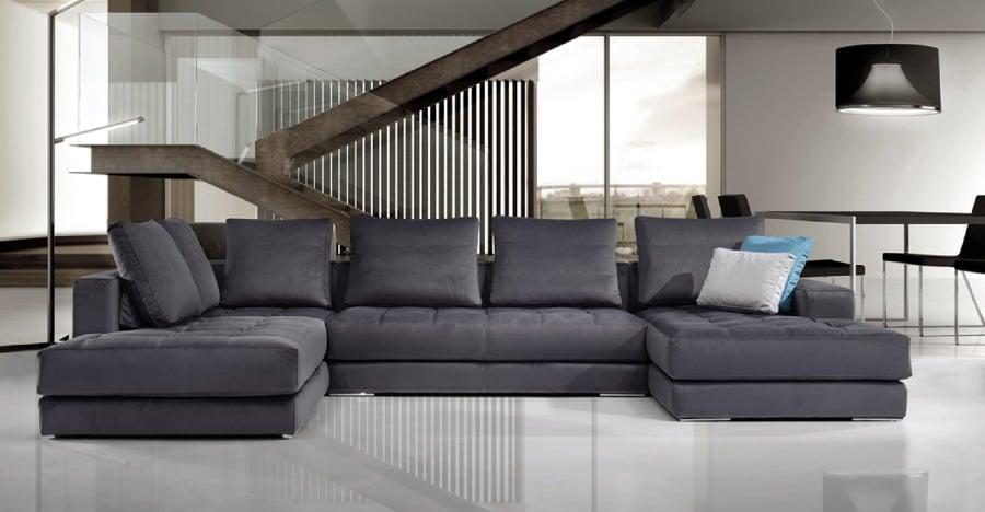 Foto sofa moderno de zen dec 431304 habitissimo for Sofas modernos sevilla