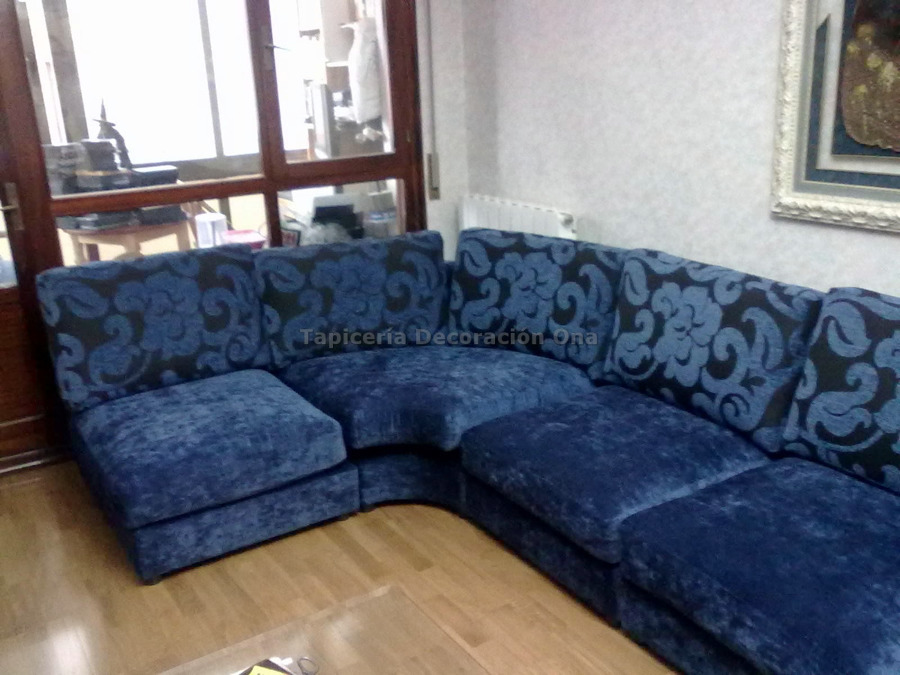 Foto sof modular de tapicer a ona 143050 habitissimo - Tapiceros en salamanca ...