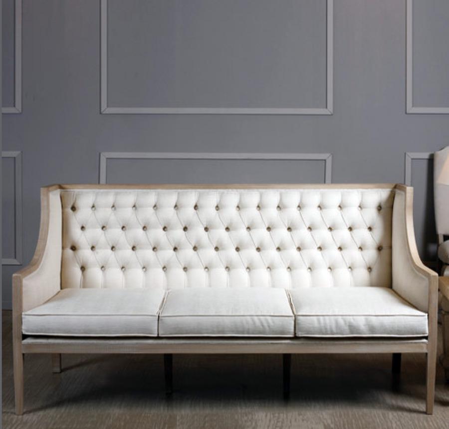 foto sofa vintage con capiton de zen dec 431280 habitissimo. Black Bedroom Furniture Sets. Home Design Ideas