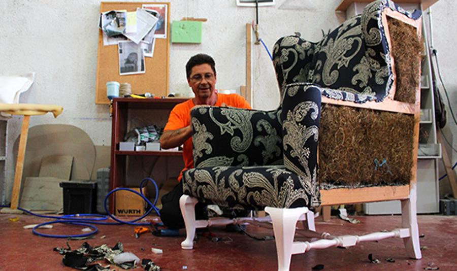 Foto sofa de tapicerias ilarcuris 451179 habitissimo - Tapicerias en zaragoza ...