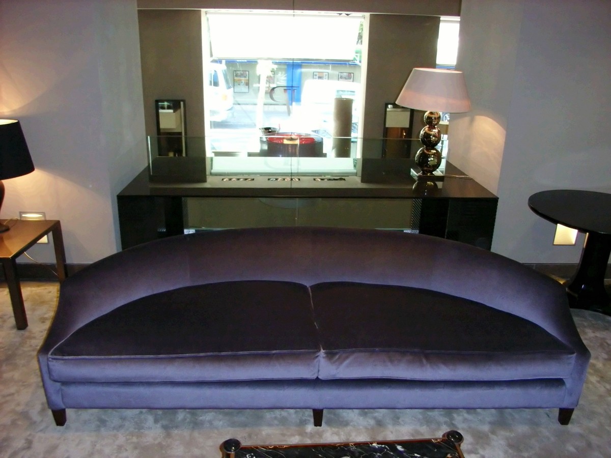 Sofas exclusivos a medida
