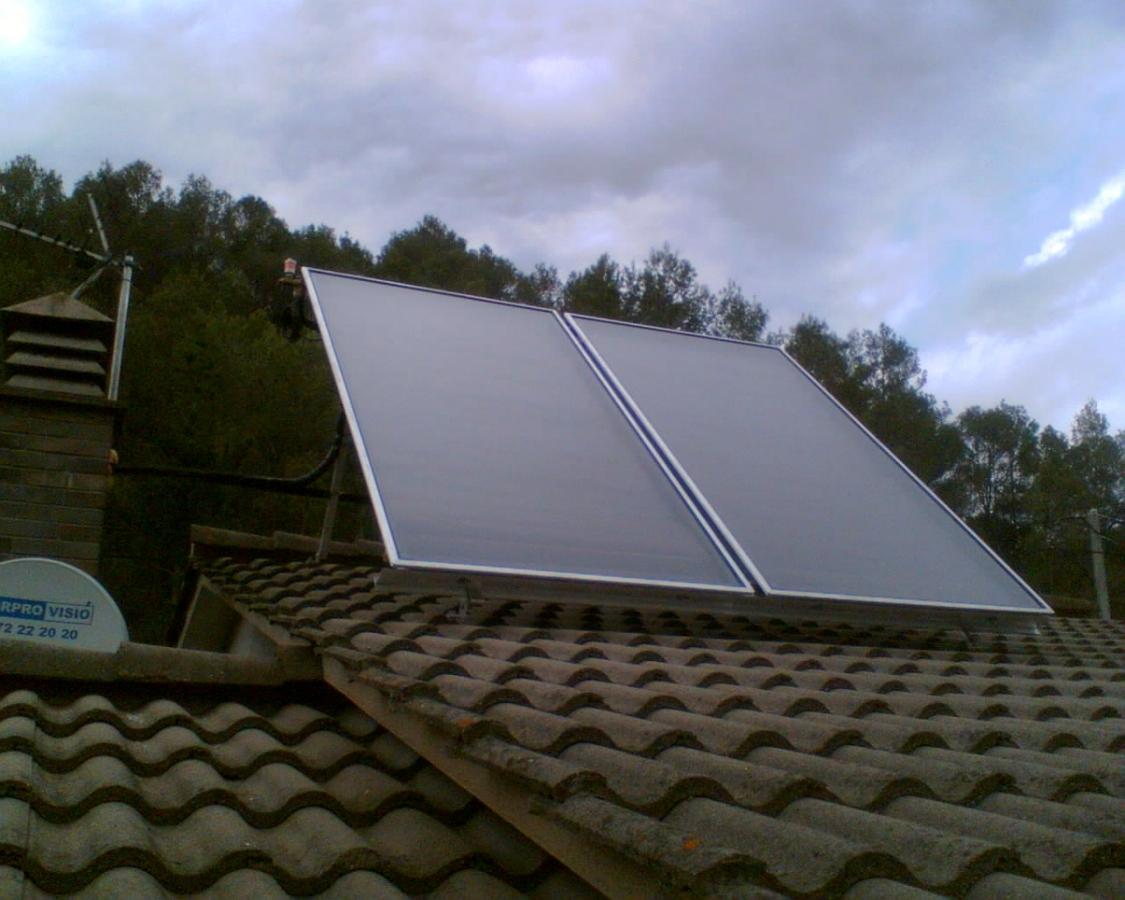 Solar térmica para ACS