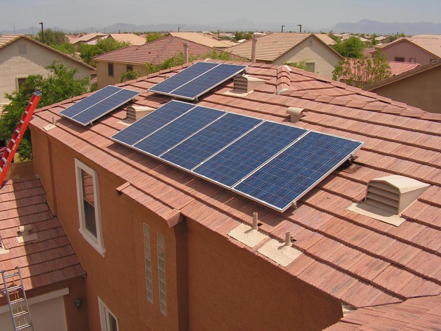 Solucción mixta, Solartérmica y Fotovoltaica