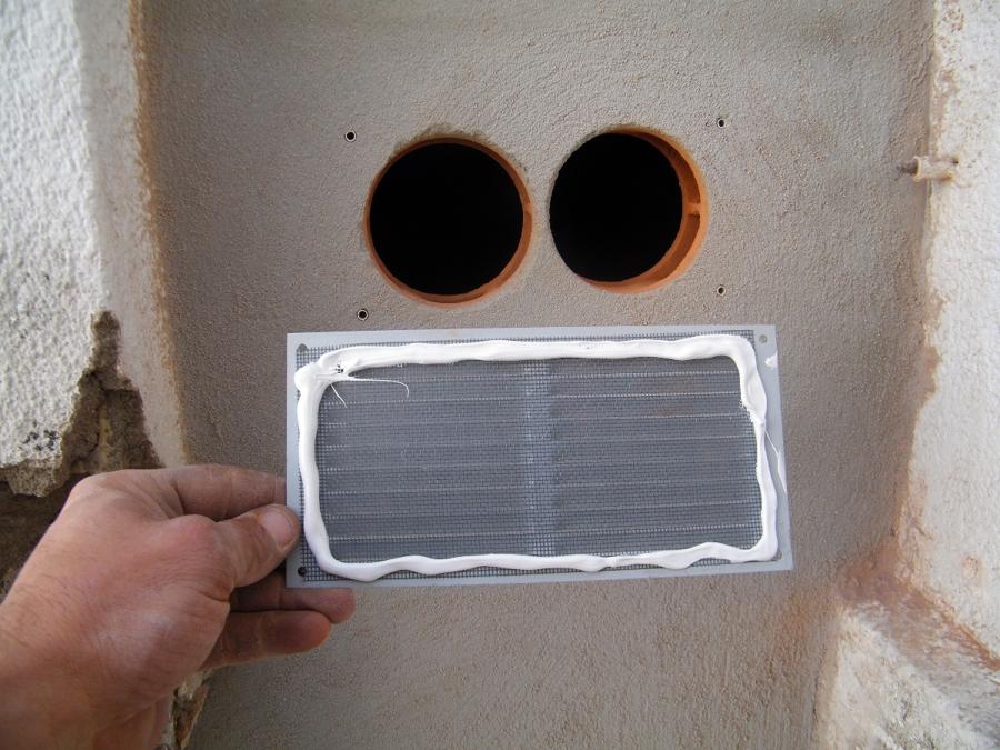 Intalaciones y reparaciones de salidas de gases
