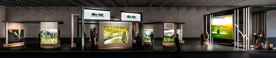 Diseño de Hall centro Comercial WorldCenter