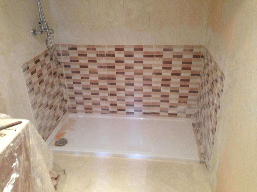 Substitución bañera por ducha